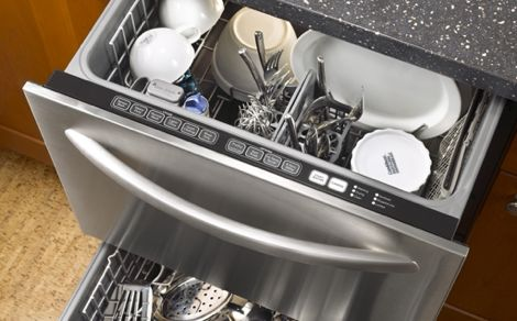 KitchenAidDishDrawer